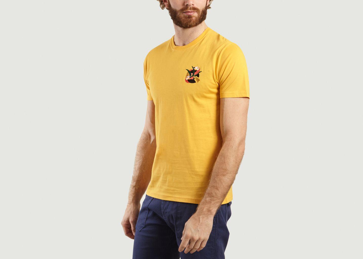 T-Shirt Toucano en Coton Bio - Olow