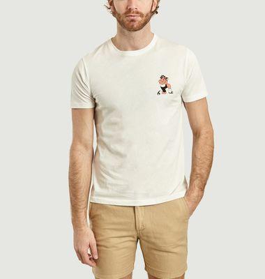 T-Shirt Nice View en Coton Bio