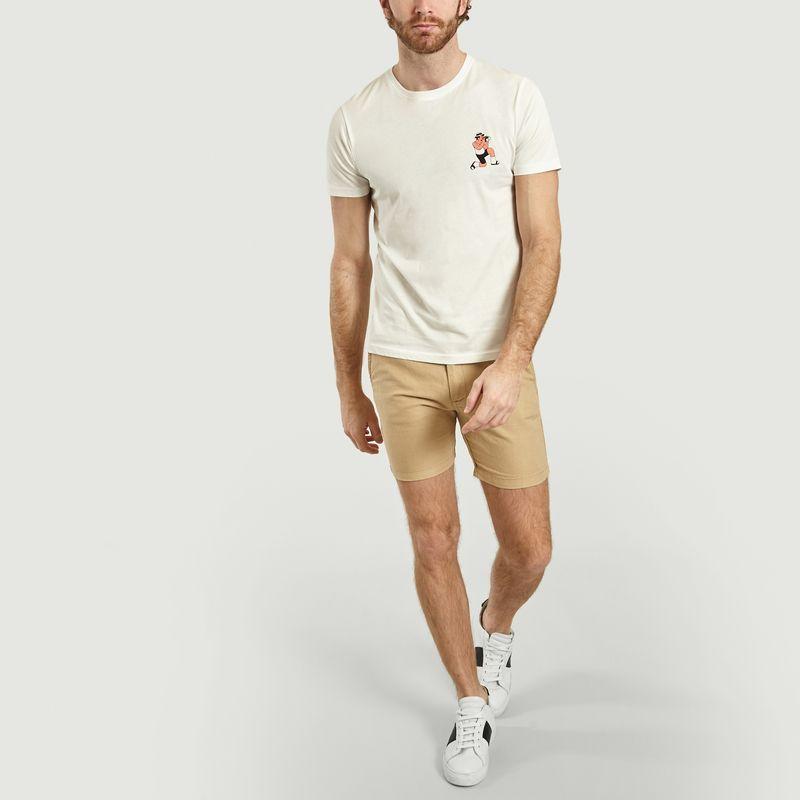 T-Shirt Nice View en Coton Bio - Olow