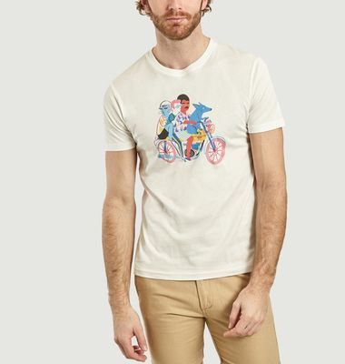 T-Shirt Collectivo en Coton Bio