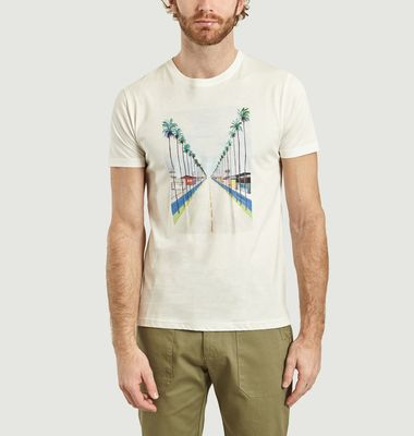 T-Shirt Venice en Coton Bio