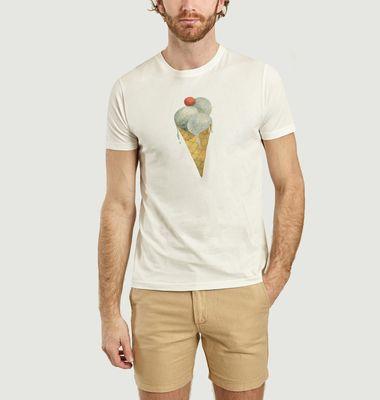 Organic Cotton Ice Cream T-Shirt