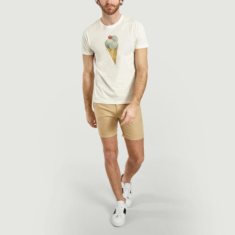 T-Shirt Ice Cream en Coton Bio - Olow