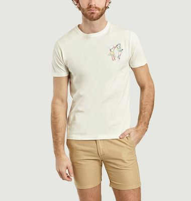 T-Shirt Danseurs en Coton Bio