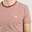 matière T-Shirt Sunlight en Coton Bio - Olow