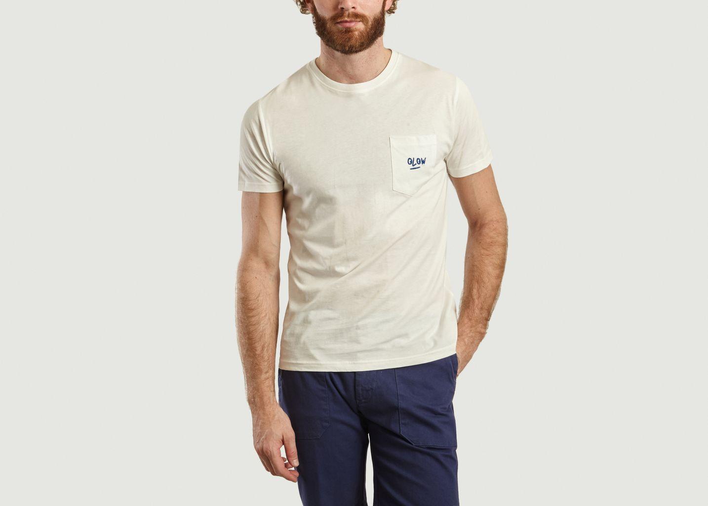 T-Shirt Alex en Coton Bio - Olow