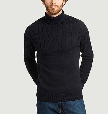 Pull en coton et laine Dérive