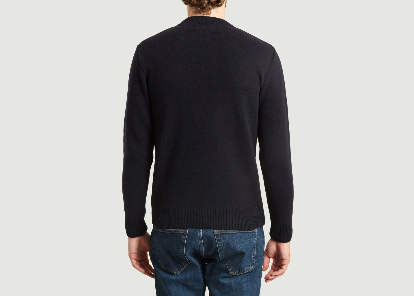 Pull avec poche Embrun - Olow