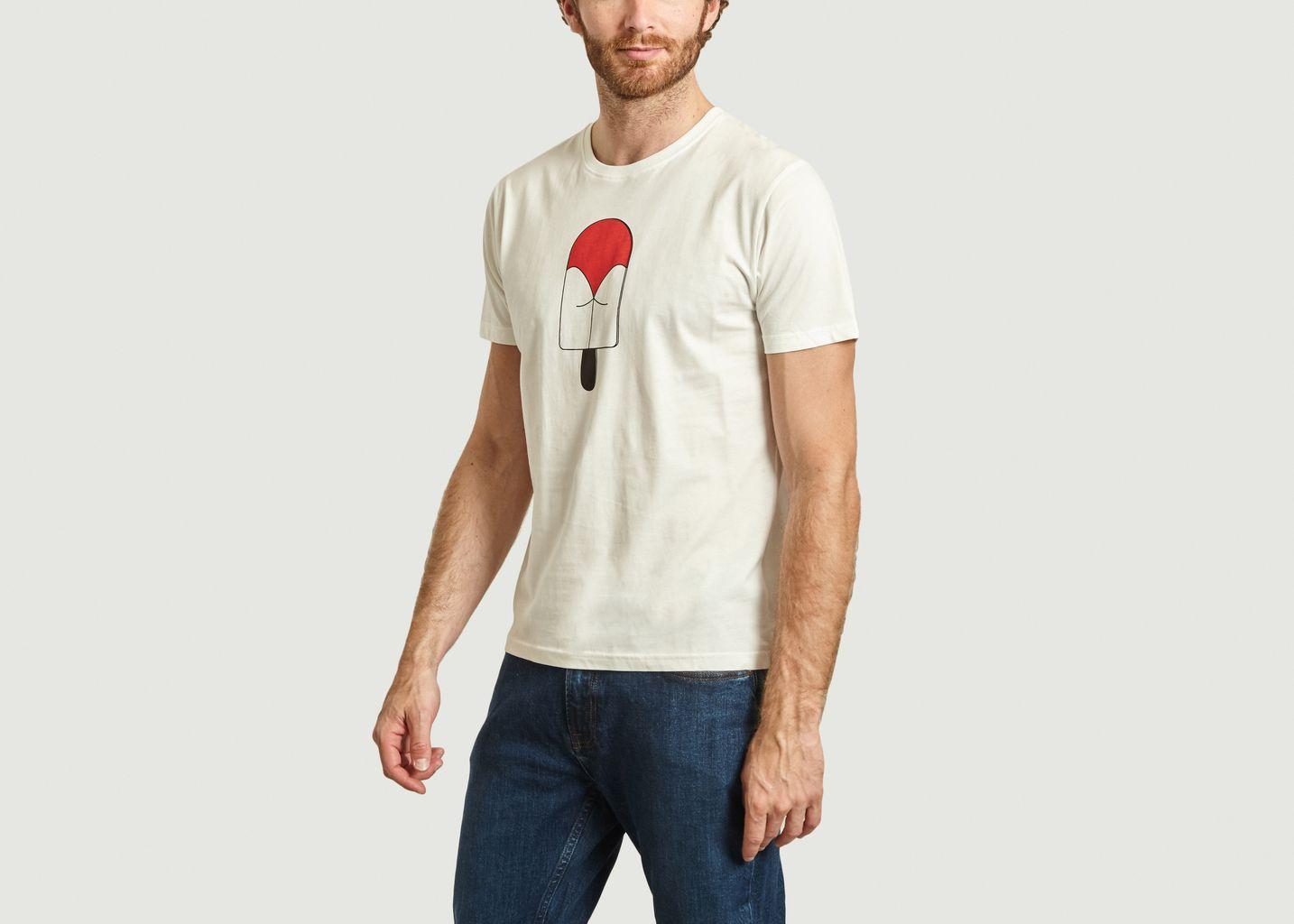 T-shirt Ass Cream - Olow