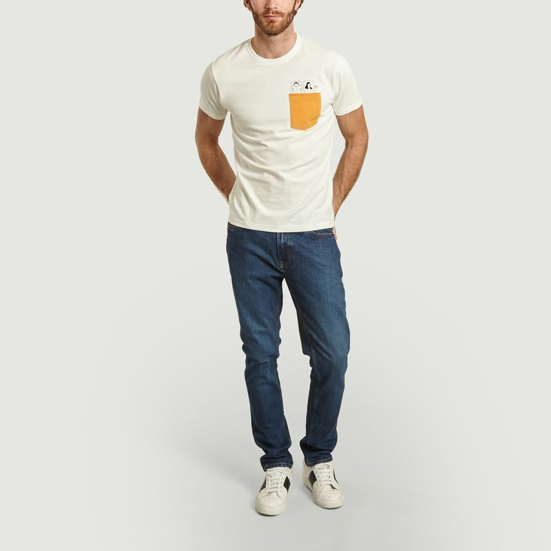 T-shirt Beddy - Olow
