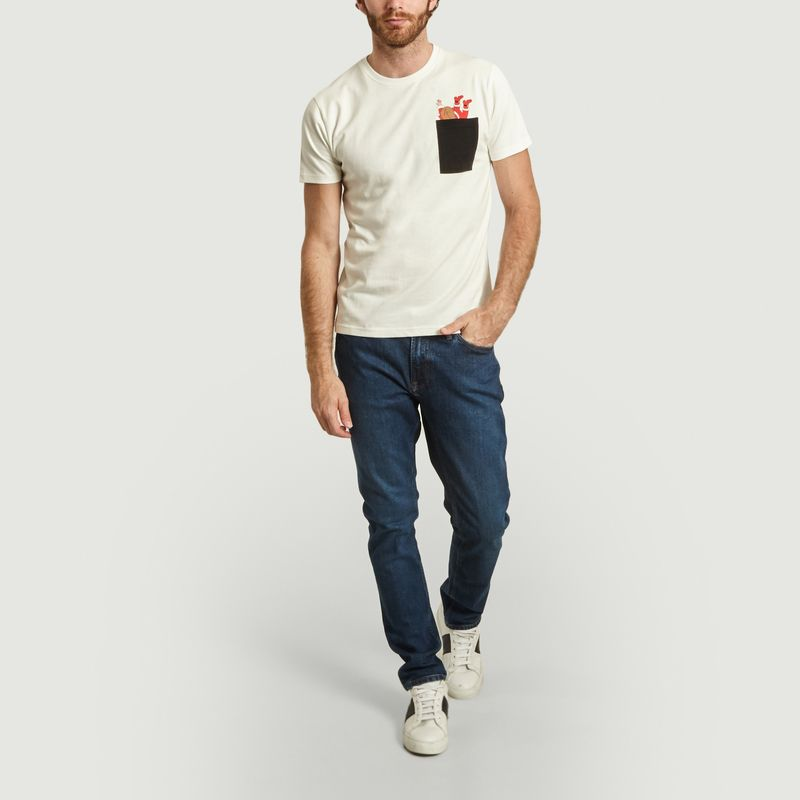 T-shirt Coin Coin - Olow