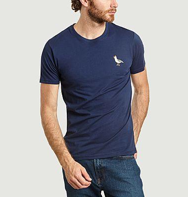 T-shirt Mouette