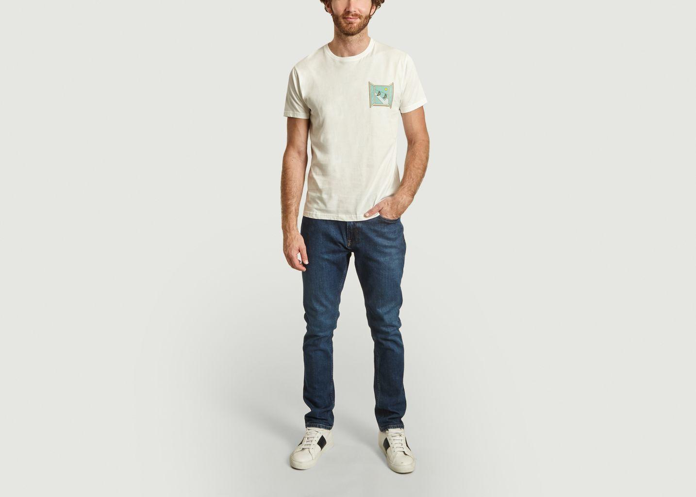 T-shirt Télésiège - Olow