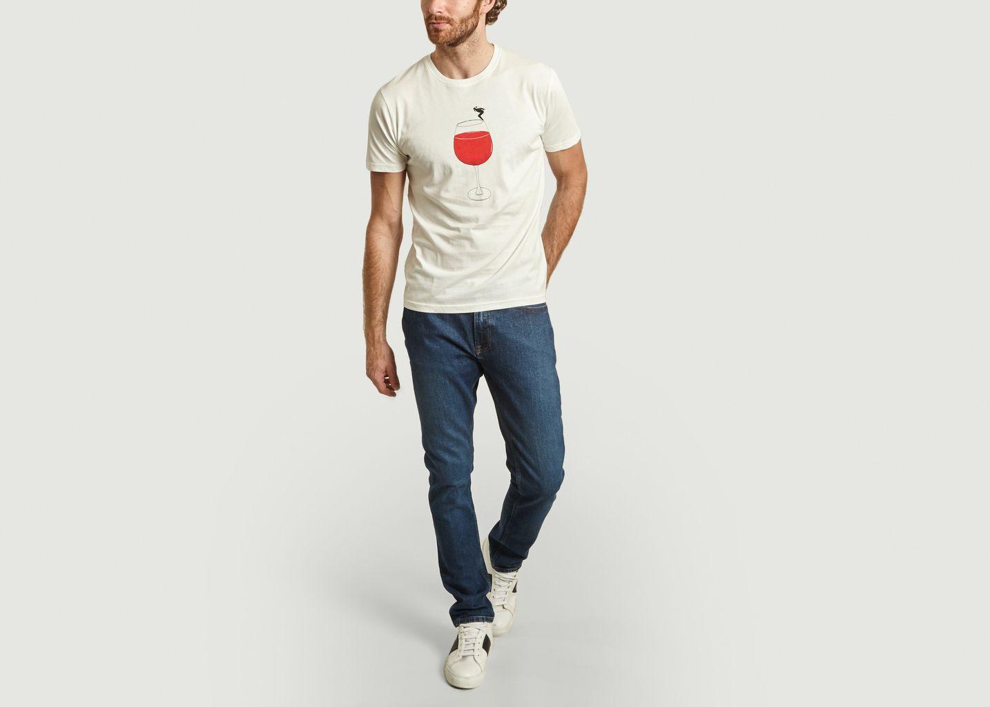 T-shirt Wine - Olow
