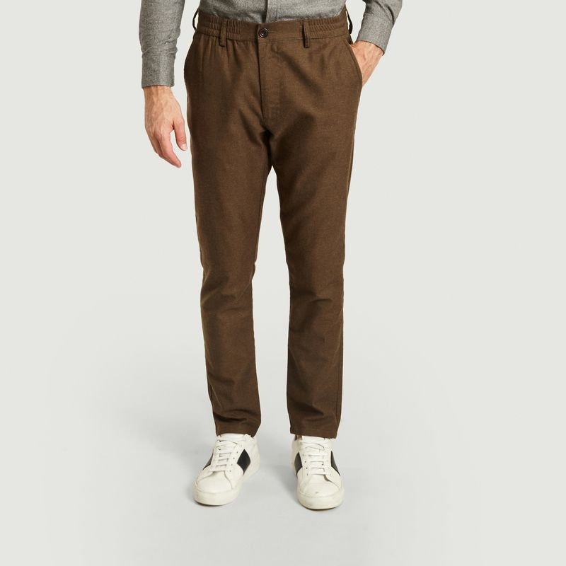 Pantalon chino en coton - Olow