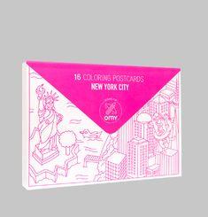 Cartes Postales NYC