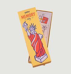 Boîte de Jeux Memory