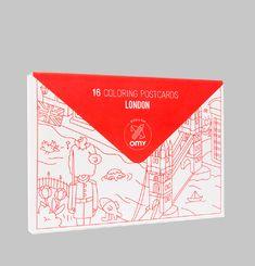 Cartes Postales London