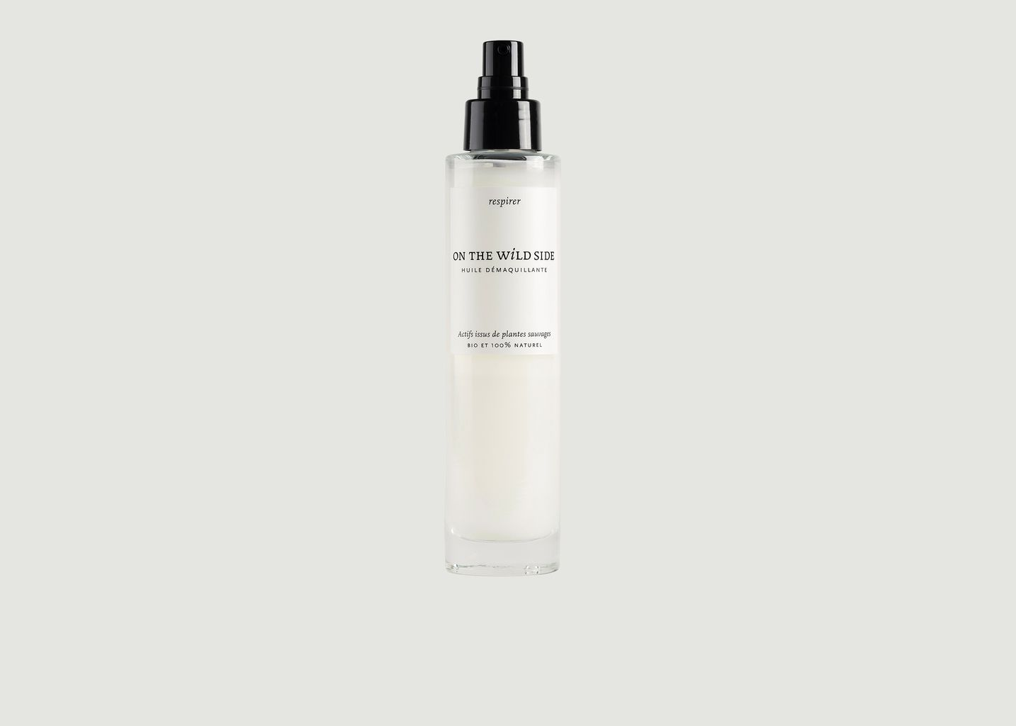 Huile Démaquillante 100ml - On the wild side