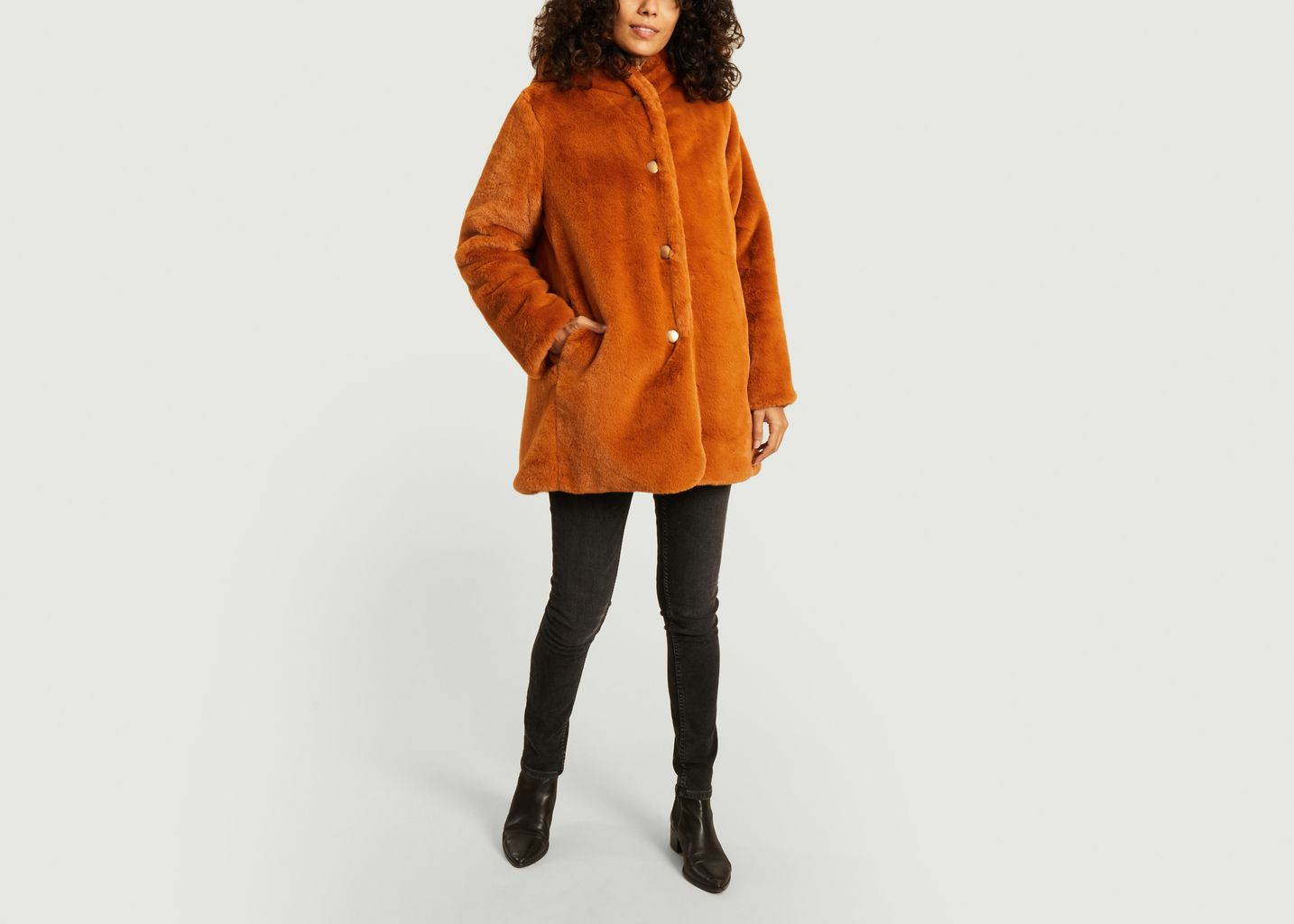 Manteau 9790 réversible - OOF WEAR
