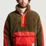 matière Sweatshirt 5018 oversize en fausse fourrure mousse - OOF WEAR