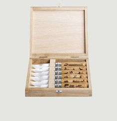 Coffret Collection Opinel - 6 Animalia