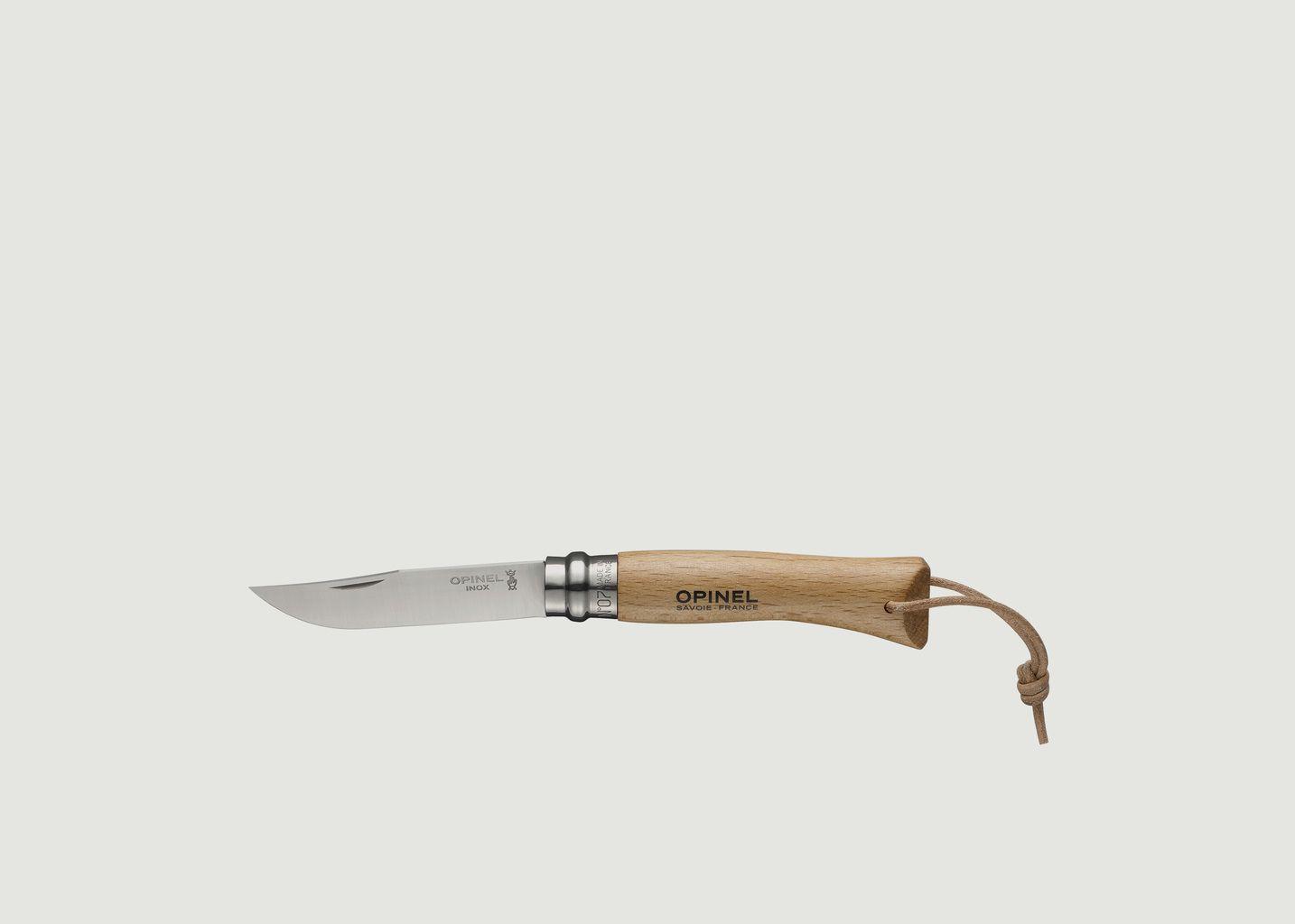Couteau N°08 Baroudeur Naturel - Opinel