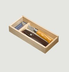 N°8 Olivier Knife and Case
