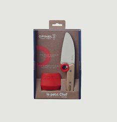 Petit Chef Knife with Finger Protection