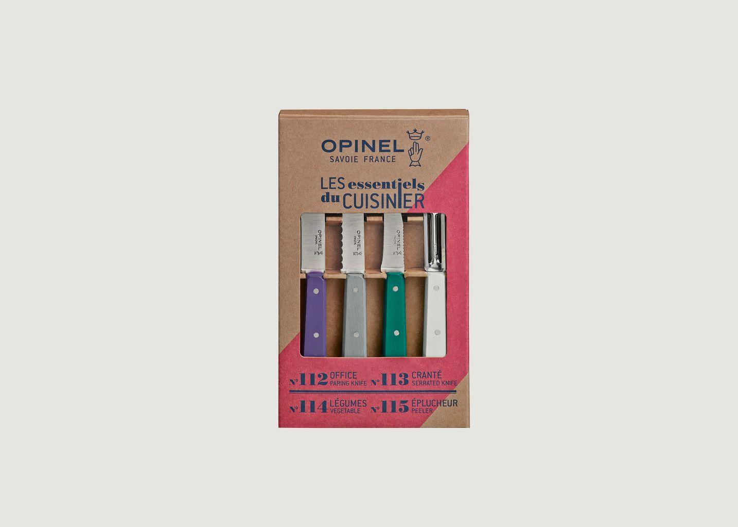 Coffret Les Essentiels Art Deco - Opinel