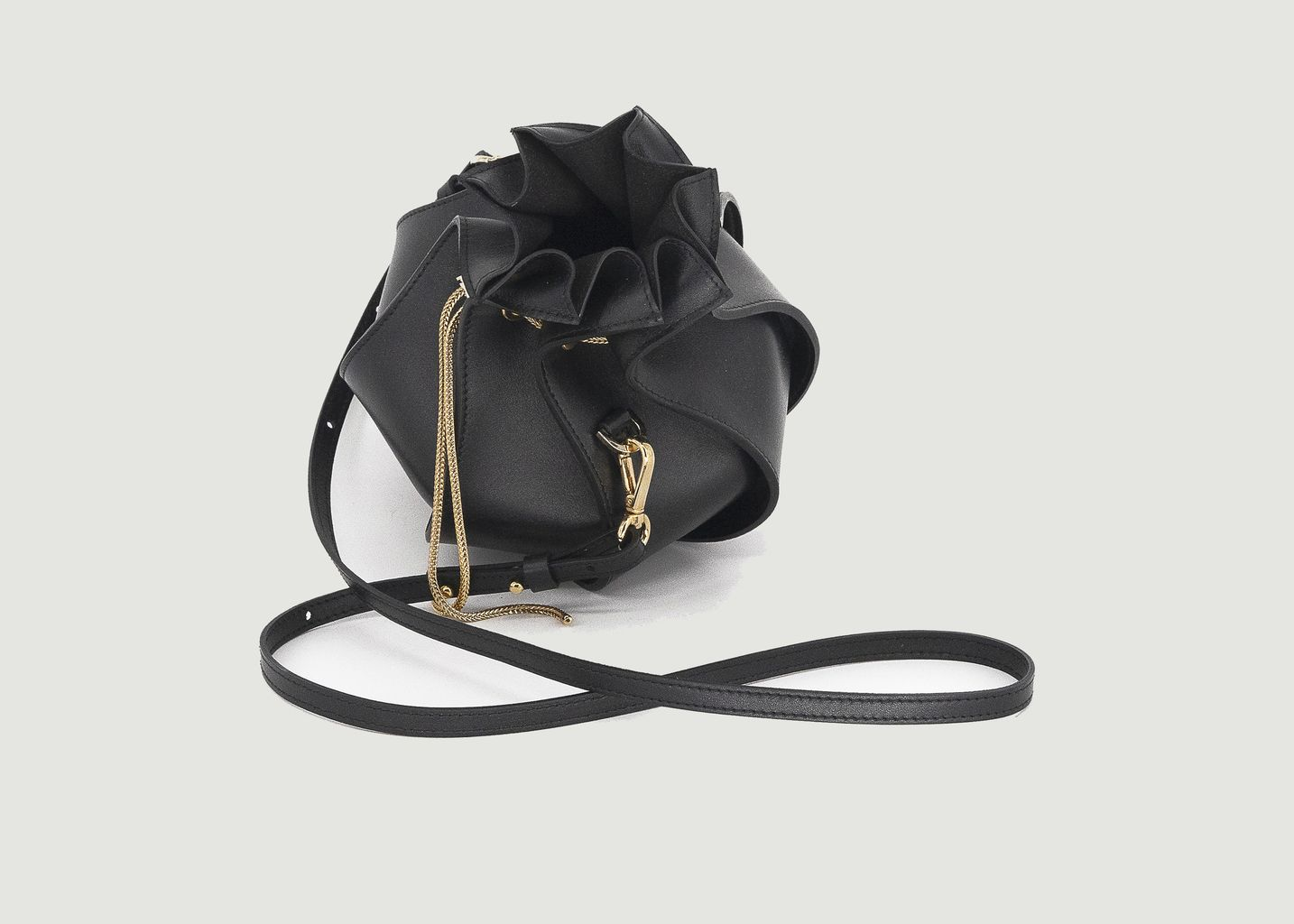 Sac en cuir Twisty - Orega