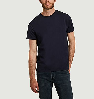 Organic T-shirt Navy