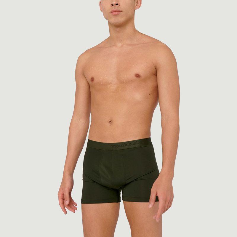 Lot de 2 boxers Lite - Organic Basics