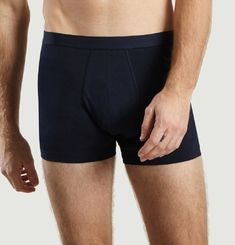 Pack 2 Boxers Organic Coton