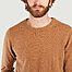 matière Pull tricoté en laine recyclée - Organic Basics