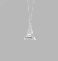 Mini Eiffel Necklace