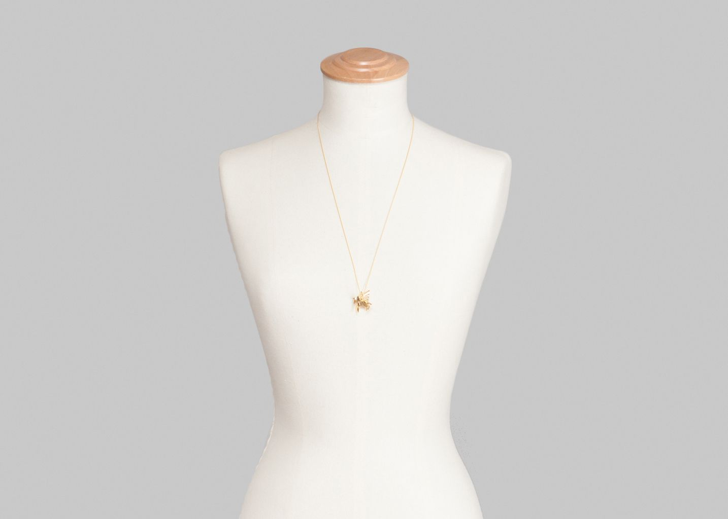 Sautoir Cheval  - Origami Jewellery