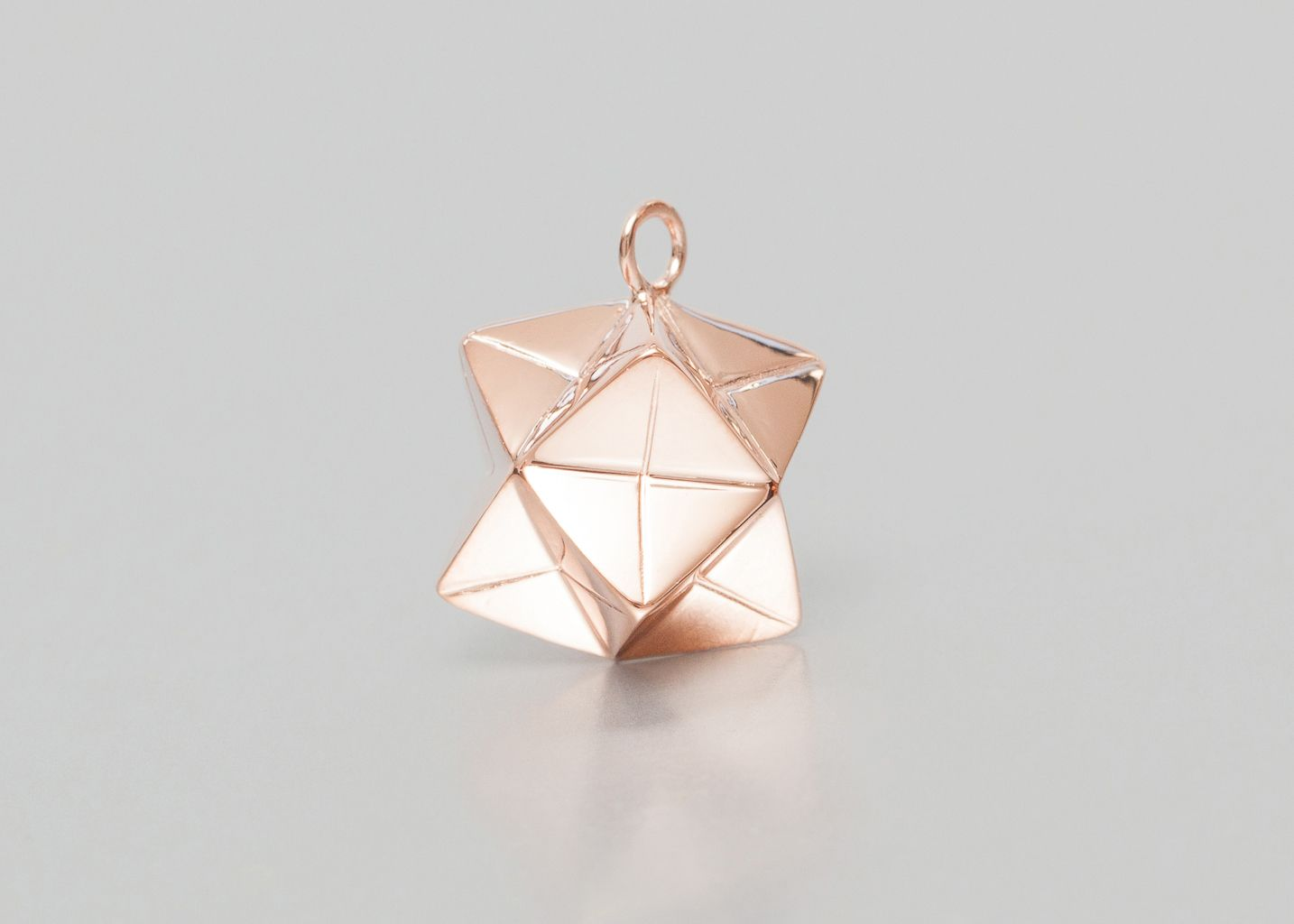 Sautoir Magic Ball Origami - Origami Jewellery