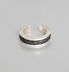 Bague Tresse Small