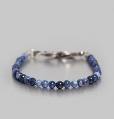 Fine Sodalite Bracelet