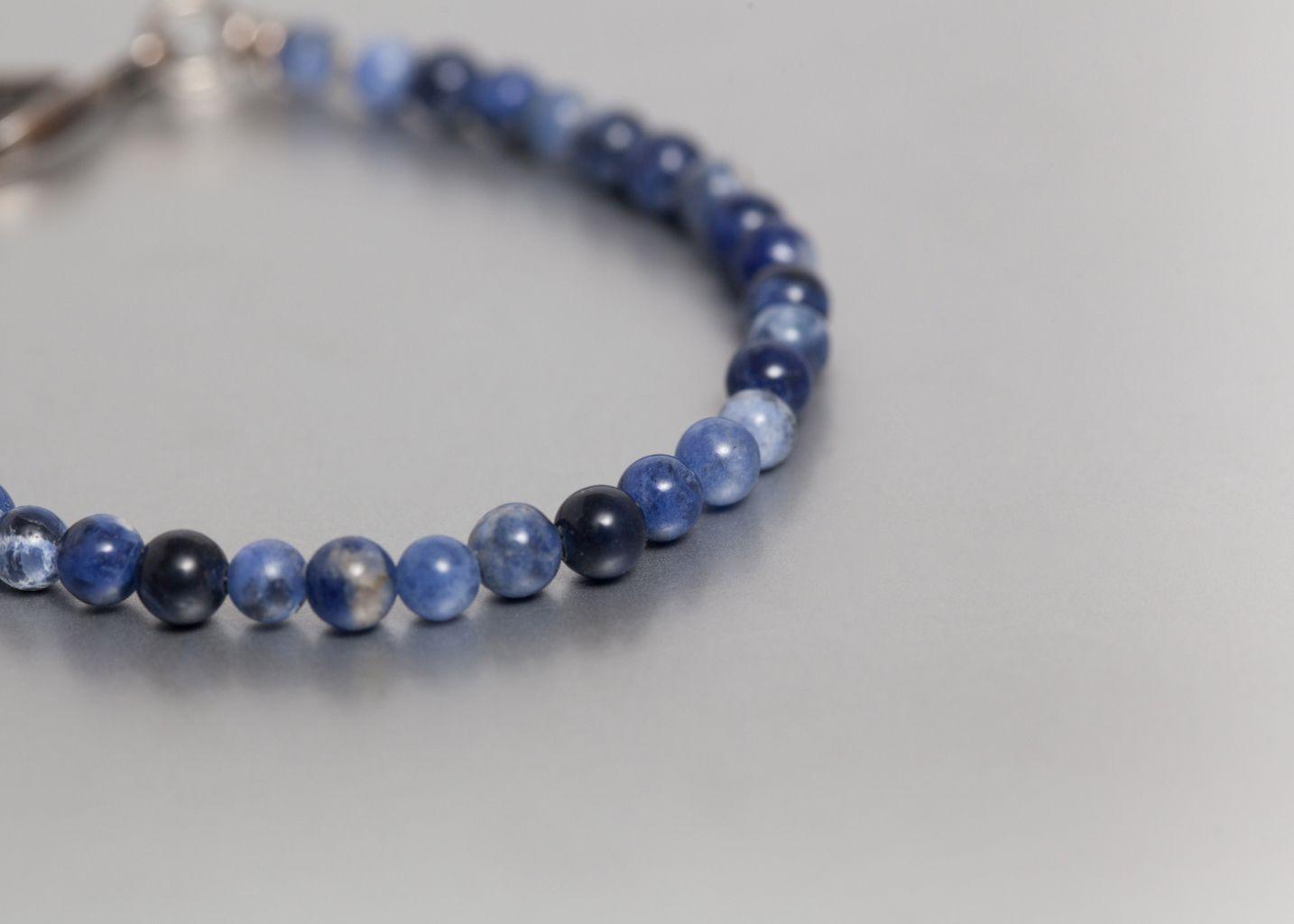 Bracelet Sodalite Fin - Orner