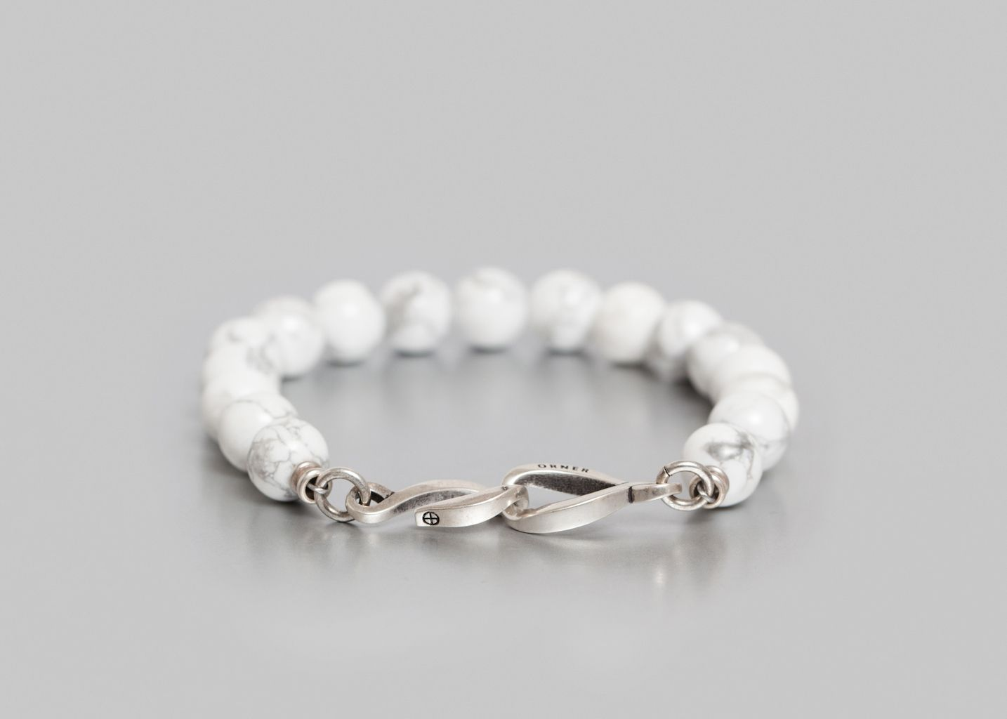 Bracelet Howlite - Orner