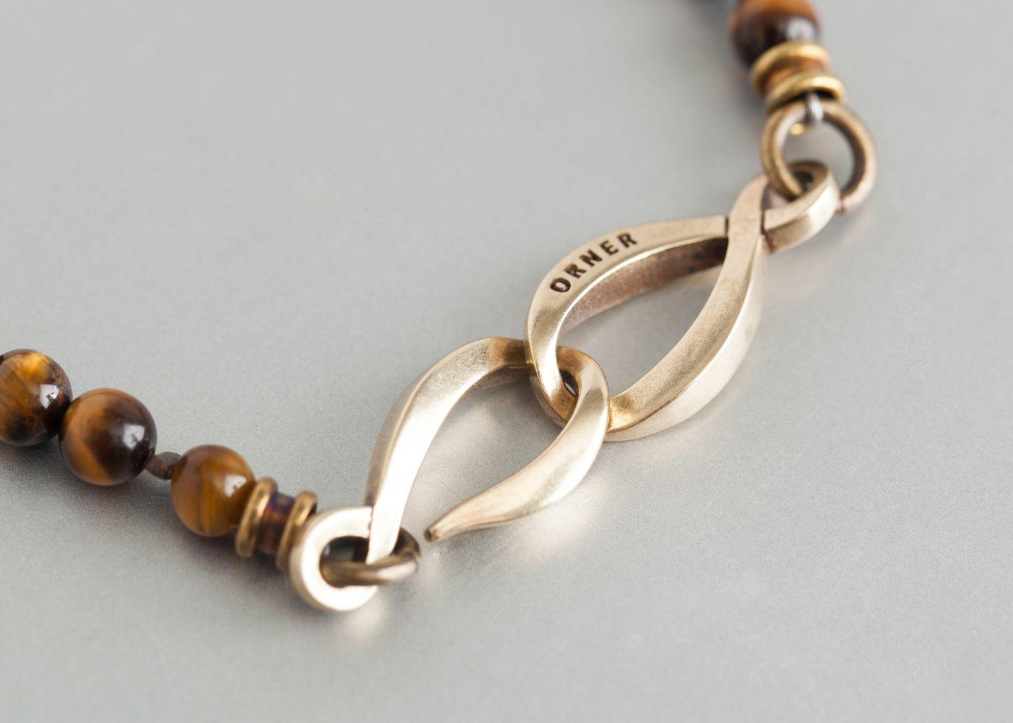 Bracelet Oeil de Tigre - Orner