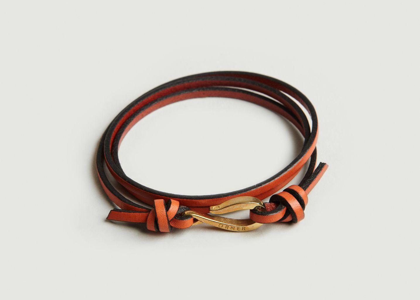 Bracelet Cuir - Orner