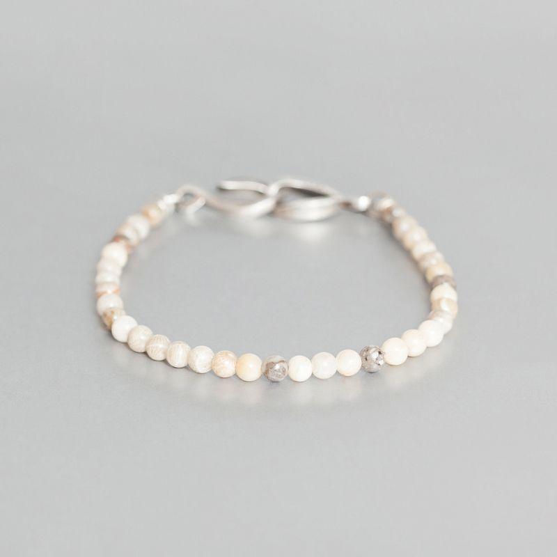 Pure Agate Bracelet - Orner