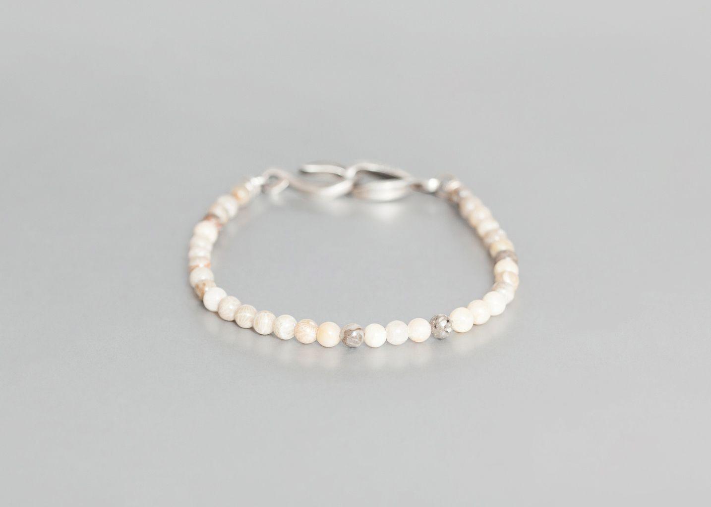 Bracelet Agate Pure - Orner