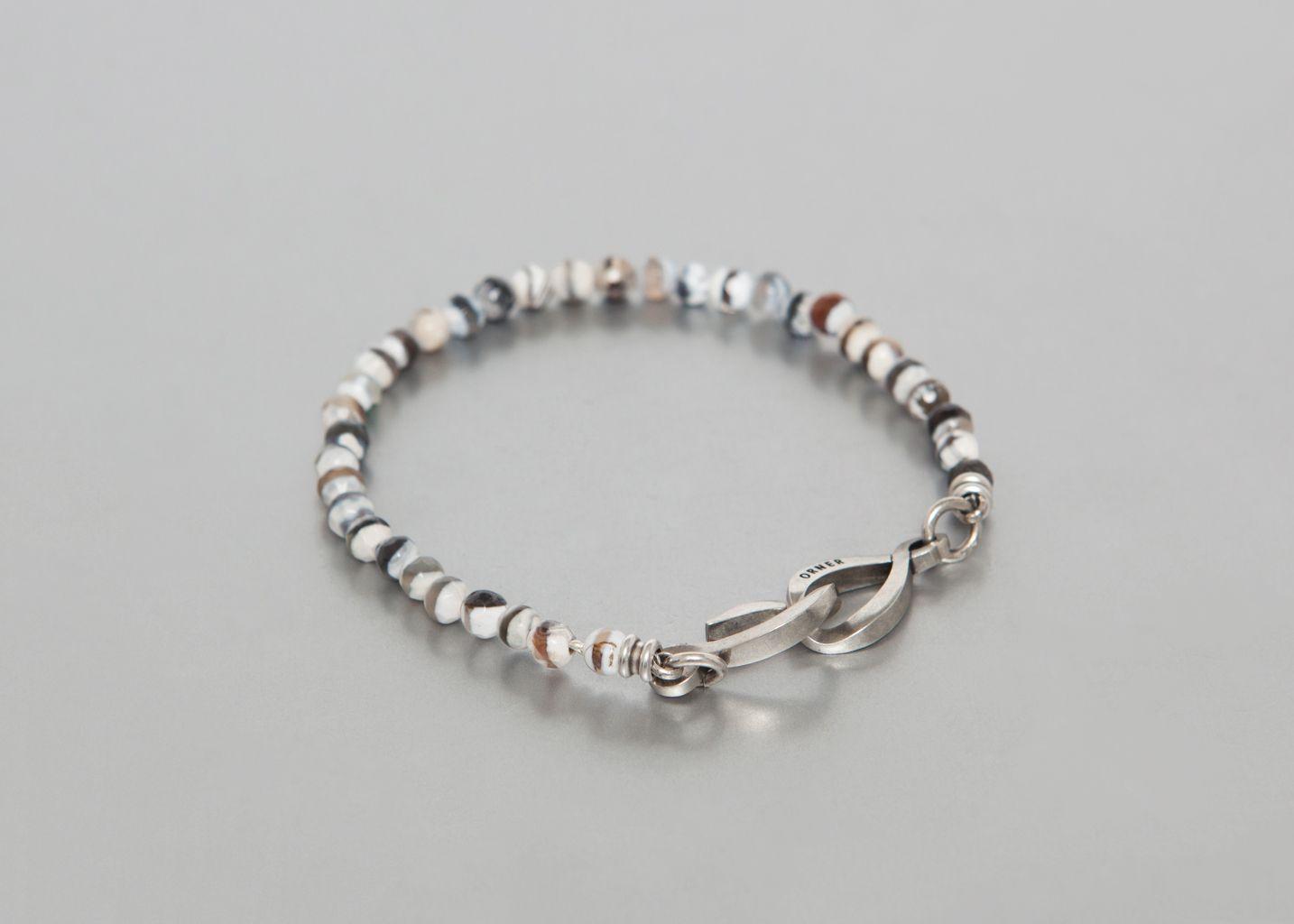 Bracelet Insolites Agates - Orner