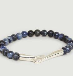 Bracelet Perles Sodalite