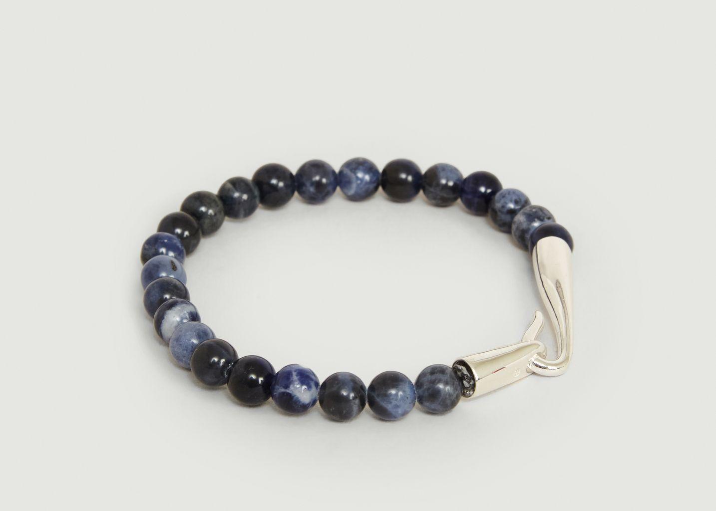 Bracelet Perles Sodalite - Orner