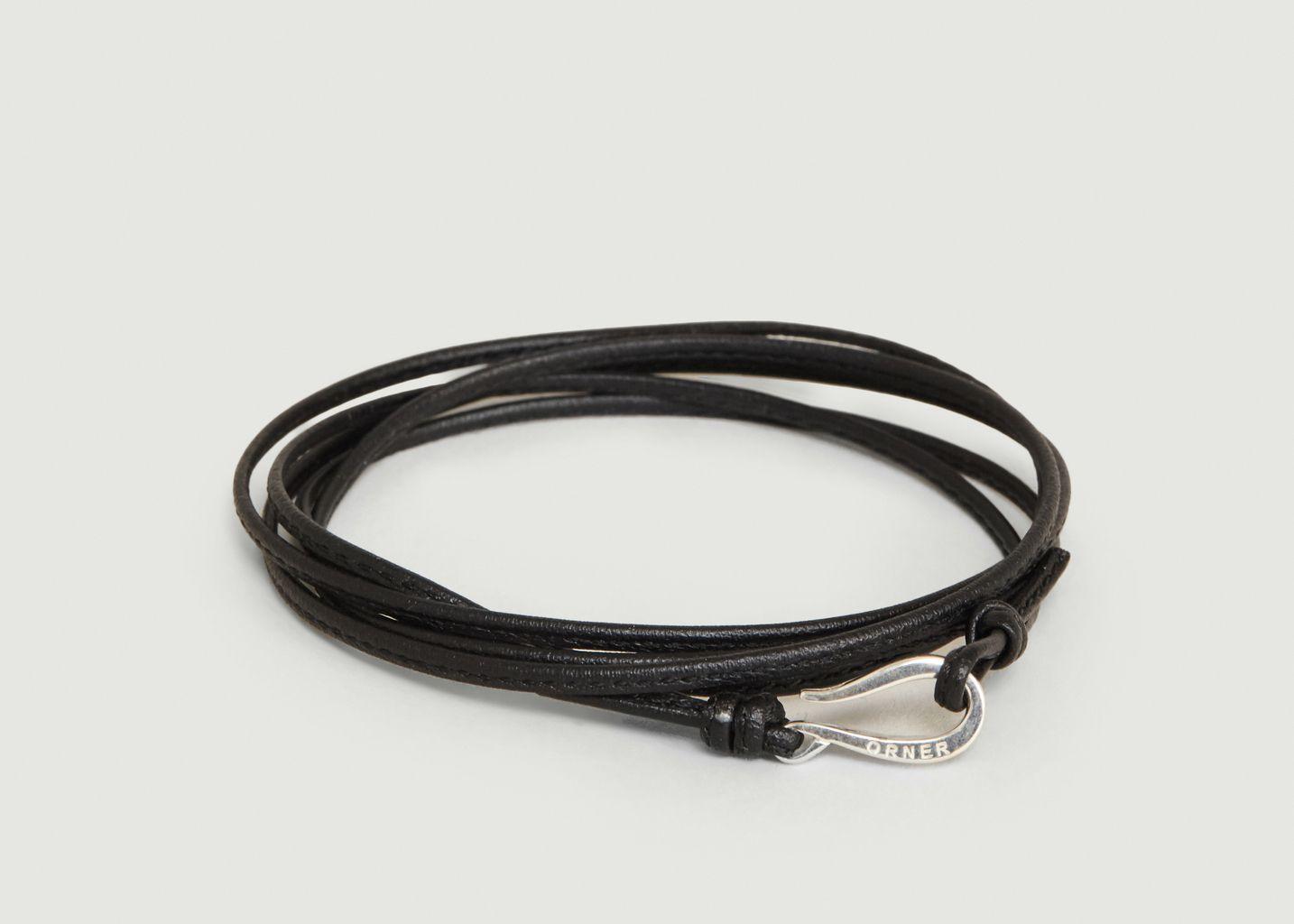 cordon bracelet cuir